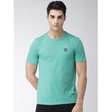 2GO Men Yoga T-Shirt Aqua (EL-GTS224-A8)