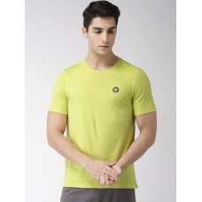 2GO Men Yoga T-Shirt Celery (EL-GTS224-A8)
