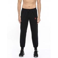 2GO Men Cotton Yoga Track Pant Bold Black (EL-GTP279-A9)