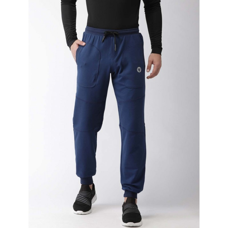 2GO Men Yoga Track Pants Prussian Blue (EL-GTP279-A8)