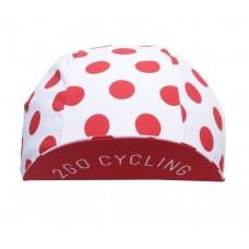 2GO Unisex Cycling Cap White (EL-CPCAP005)