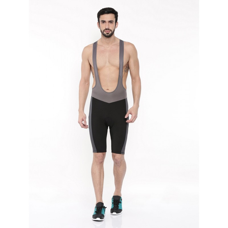 2GO Velo Love Men Cycling Bib Shorts Black (GCBSH-002)