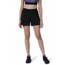 2GO Women Fashion Shorts Black (EL-WSH477-A9)