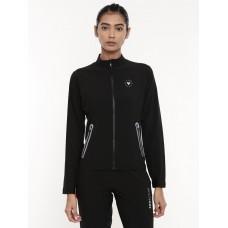 2GO Women Running Jacket Black (EL-WJK451-A9)