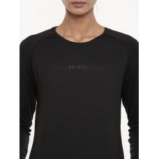 2GO Women Running T-shirt Black (EL-WTS437-A9)