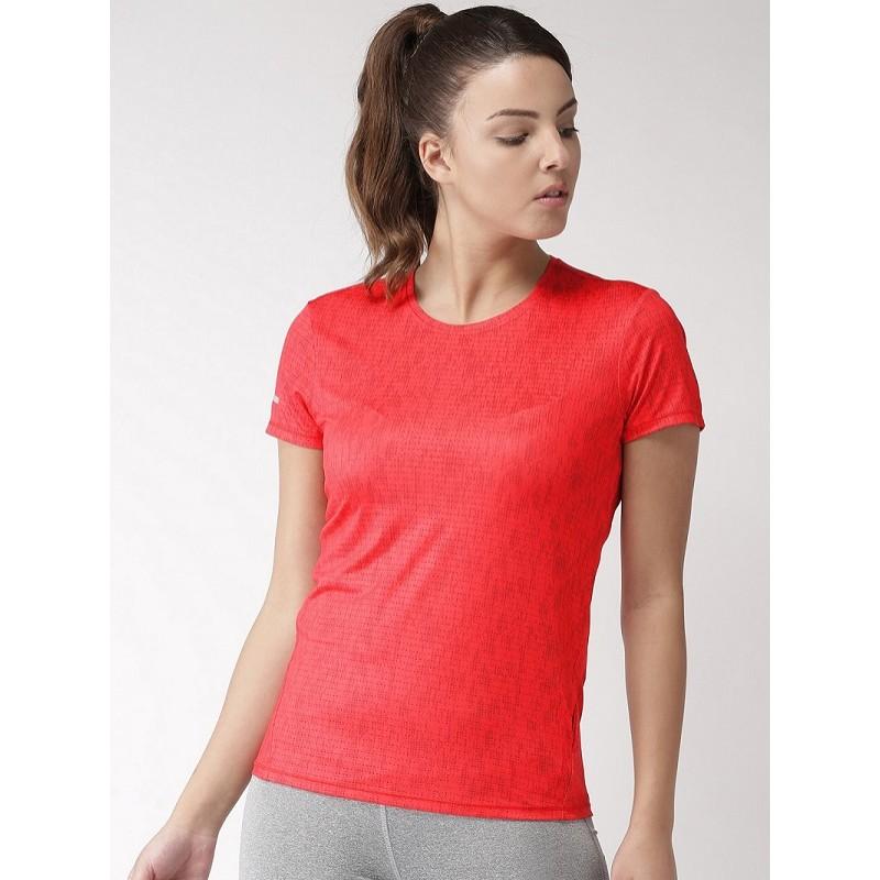 2GO Women Running T-shirt Crimson (EL-WTS313-S9)