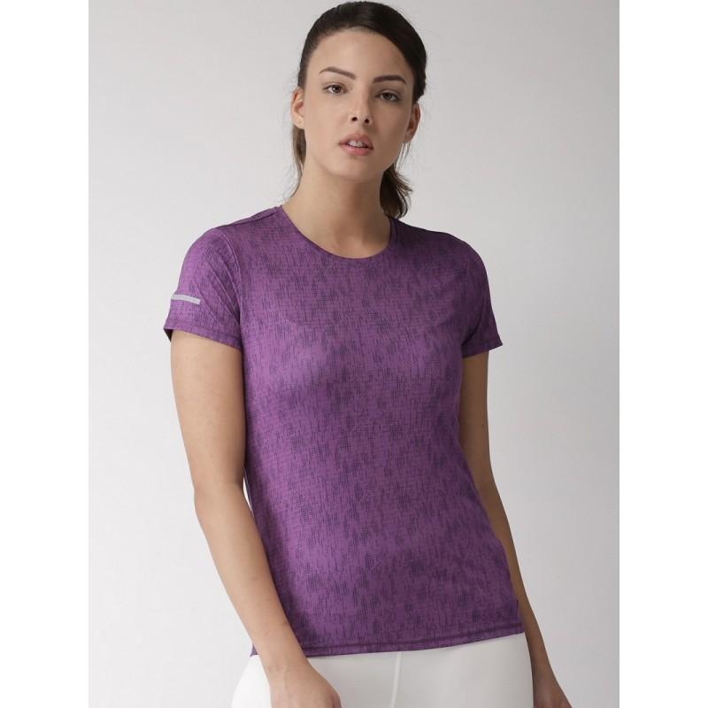 2GO Women Running T-shirt Grape (EL-WTS313-S9)