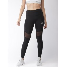 2GO Women Running Tights Bold Black (EL-WFT377-S9)