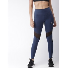 2GO Women Running Tights Prussian Blue (EL-WFT377-S9)