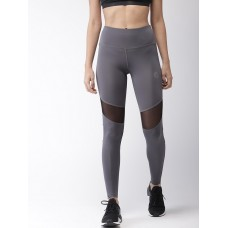 2GO Women Running Tights Shark Grey (EL-WFT377-S9)