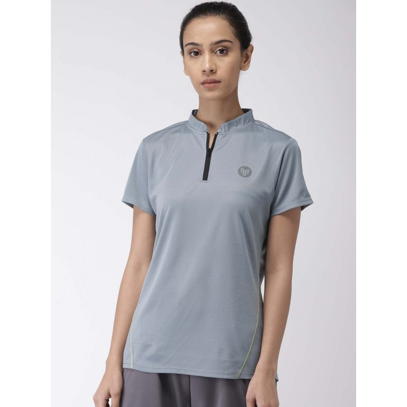 2GO Women Sports T-shirt Graphite (EL-WTS345-S9)