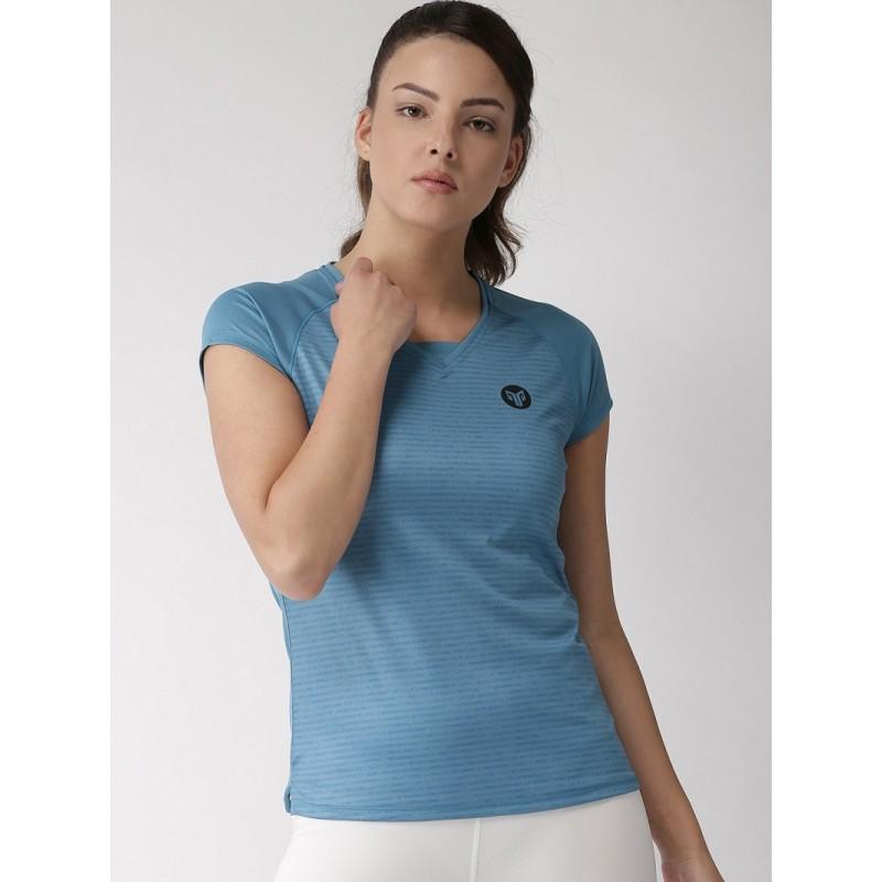 2GO Women Sports T-shirt Ocean (EL-WTS309-S9)