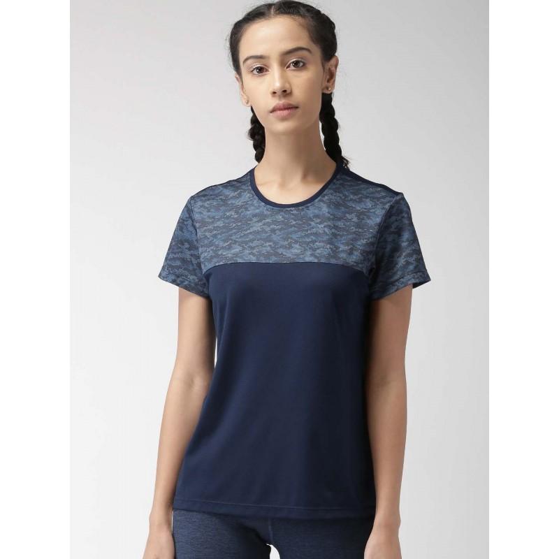 2GO Women Sports T-shirt Prussian Blue (EL-WTS310-S9)