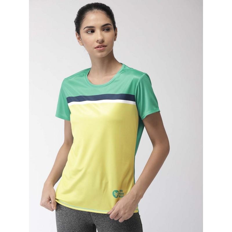 2GO Women Essential T-Shirt Light Green (EL-WTS350-S9)