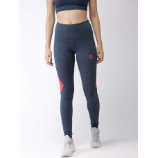 2GO Women Running Tights Prussian Blue (EL-WFT378-S9)