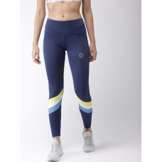 2GO Women Training Tights Prussian Blue (EL-WFT379-S9)