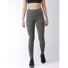 2GO Women Running Tights Shark Grey (EL-WFT378-S9)