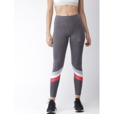 2GO Women Training Tights Shark Grey (EL-WFT379-S9)