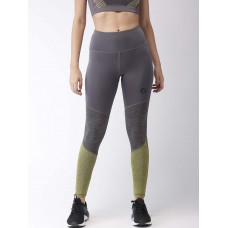 2GO Women Training Tights Shark Grey (EL-WFT380-S9)