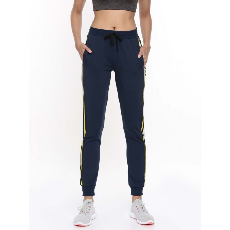 2GO Women Track Pant Regular Length Prussian Blue (EL-WTP421-A9)