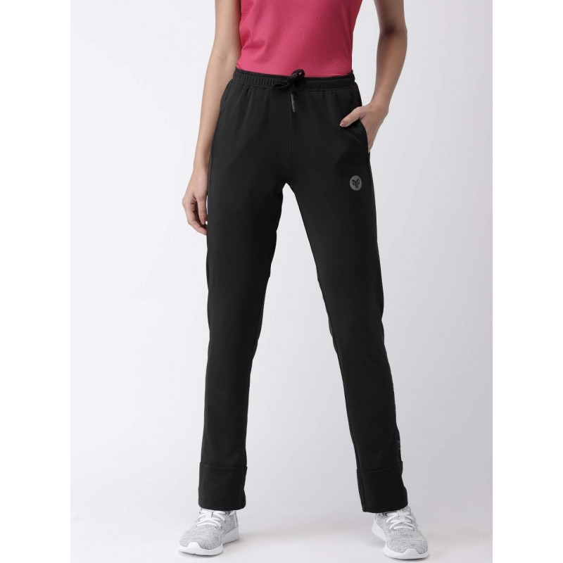2GO Women Training Track Pants Bold Black (EL-WTP383-S9)