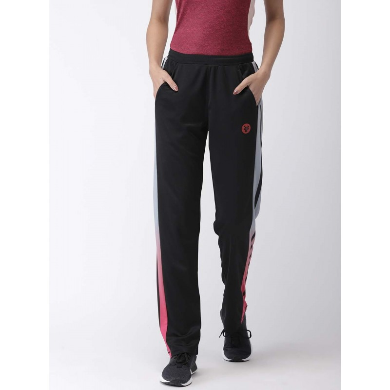 2GO Women Essential Track Pants Bold Black (EL-WTP386-S9)