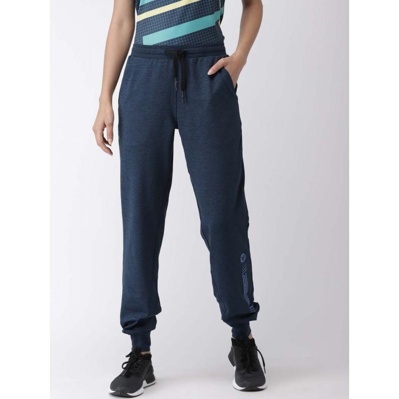 2GO Women Sports Track Pants Prussian Blue (EL-WTP384-S9)
