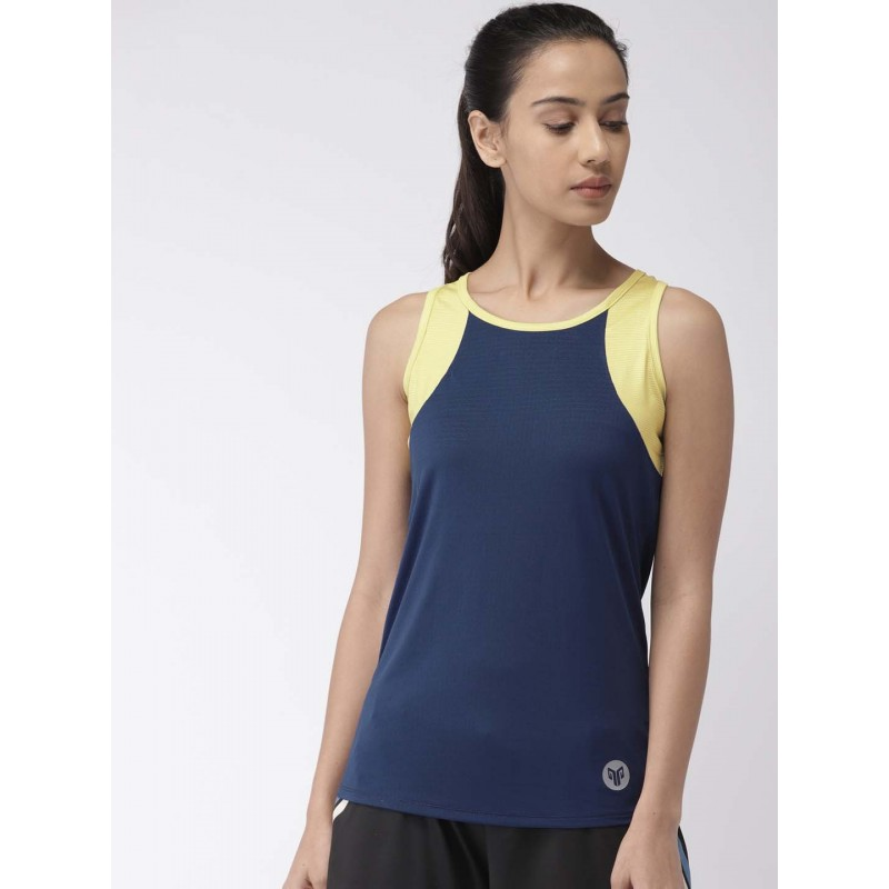 2GO Women Training Tank Top Prussian Blue (EL-WTT329-S9)
