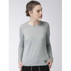 2GO Women Yoga T-Shirt Squirrel Grey (EL-WTS223-A8)