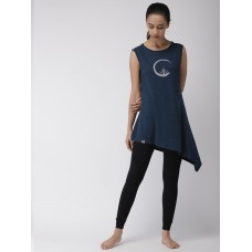 2GO Women Yoga Tank Top Prussian Blue (EL-WTT331-S9)