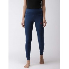 2GO Women Yoga Tights Prussian Blue (EL-WFT381-S9)