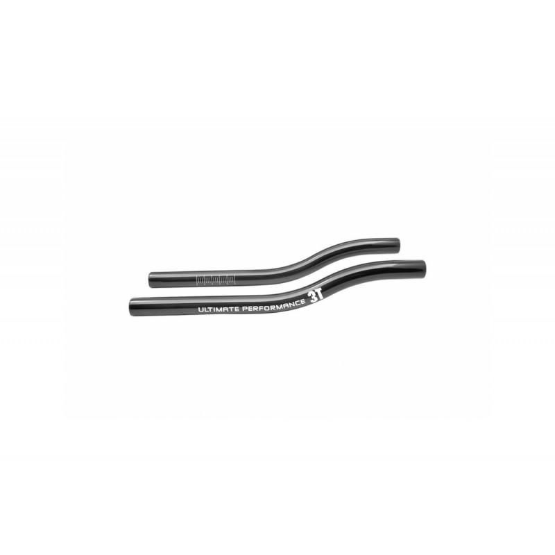 3T Extension S-Bend Carbon Without Clipon