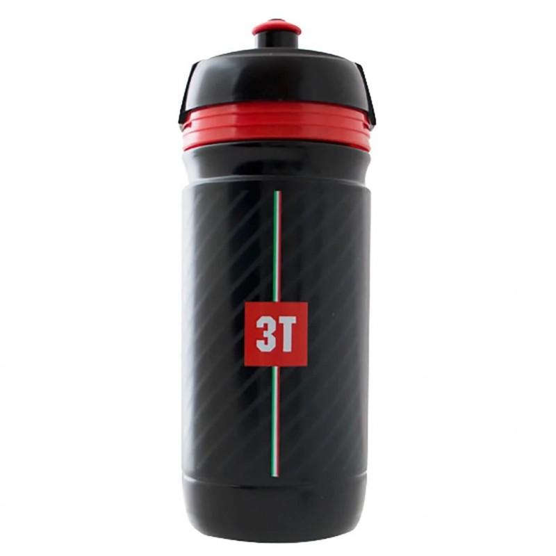 3T Water Bottle Black 650ml