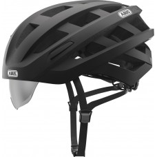 Abus In-Vizz Ascent Bike Helmet Black Comb