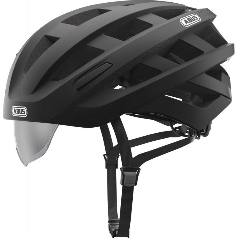 Abus In-Vizz Ascent Bike Helmet Black Comb