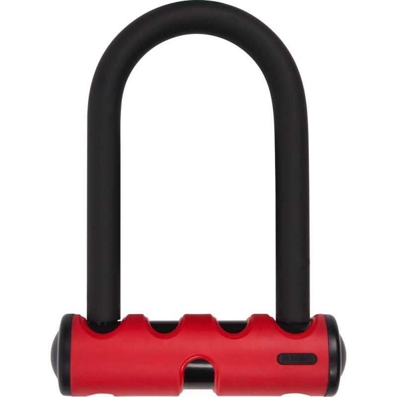 Abus U-Mini Bicycle Lock Red