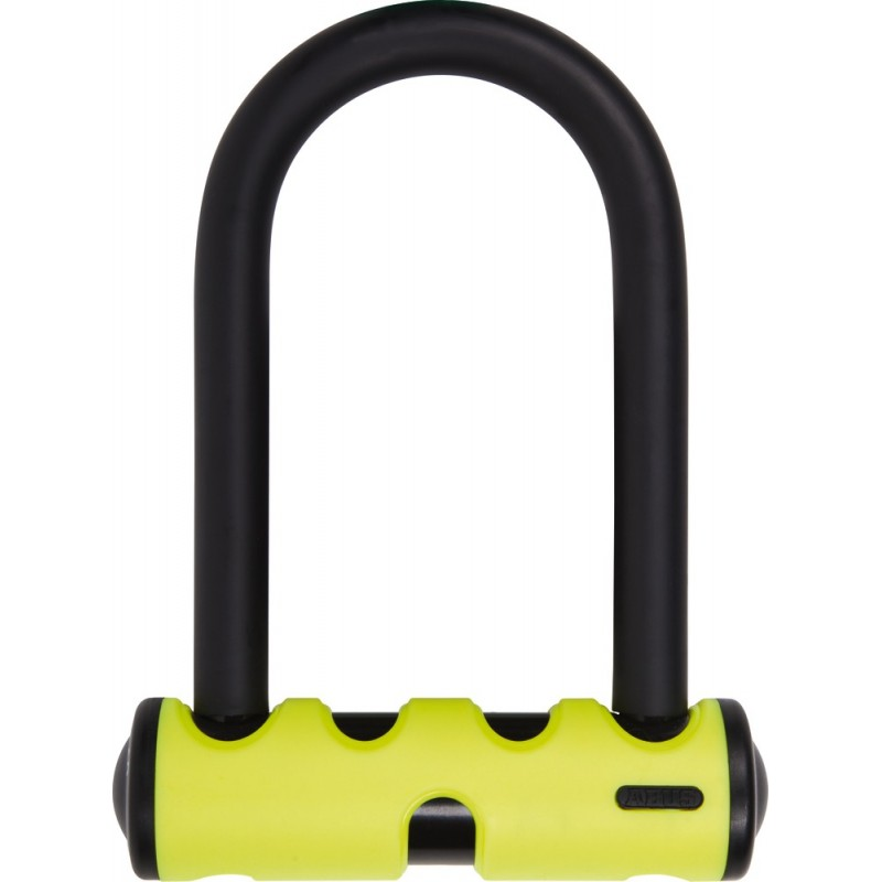 Abus U-Mini Bicycle Lock Yellow