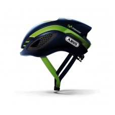Abus Gamechanger Aero Movistar Team Helmet-2017