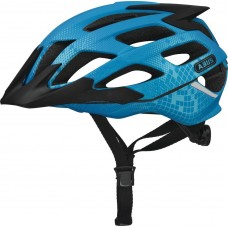 Abus Hill Bill ZoomSL Bike Helmet Carribean Blue,M