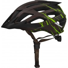 Abus Hill Bill ZoomSL Bike Helmet Grasshopper,M