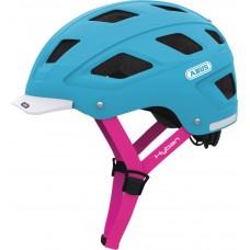 Abus Hyban Bike Helmet Brilliant Turquise,M