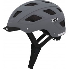 Abus Hyban Bike Helmet Concrete Grey,M