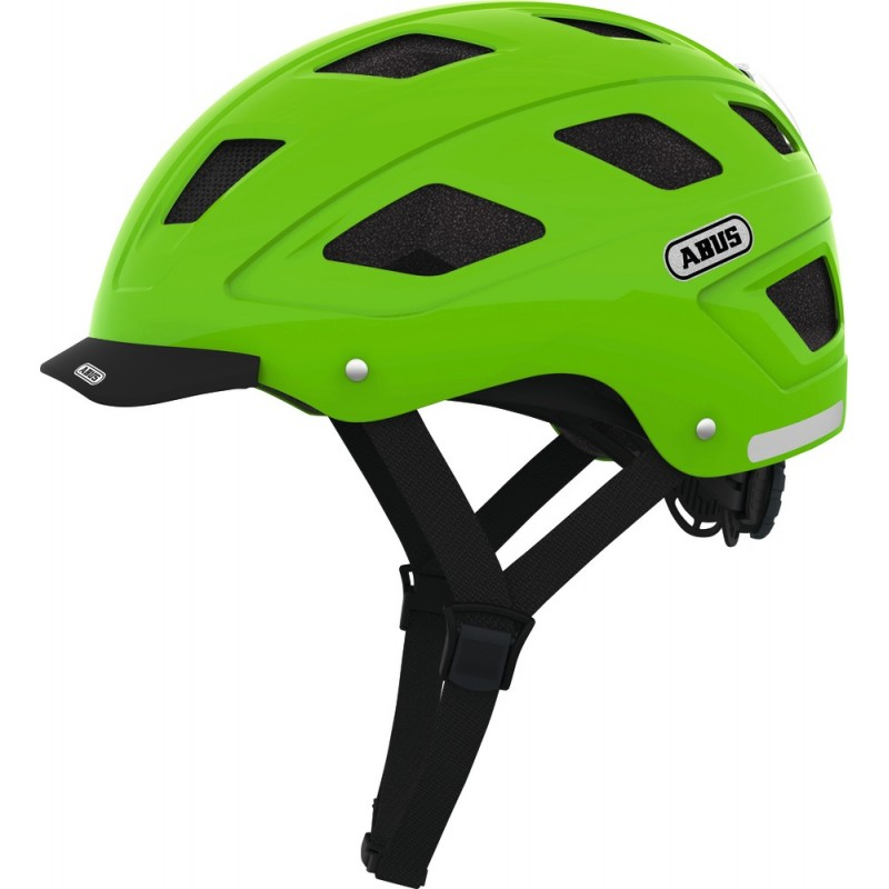 Abus Hyban Bike Helmet Green,M