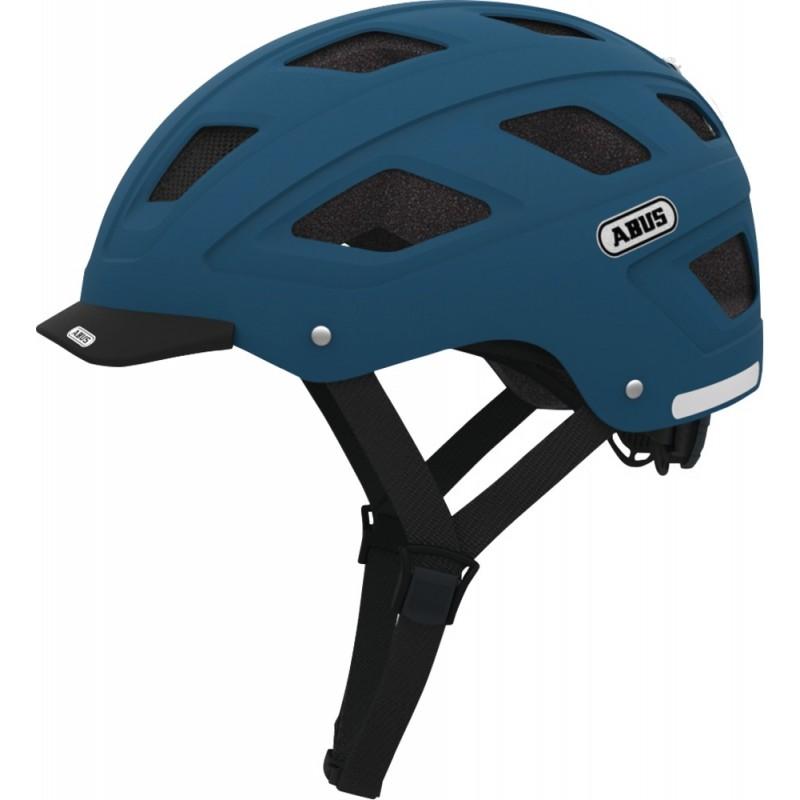 Abus Hyban Bike Helmet Petrol,M