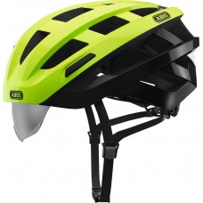 Abus In-Vizz Bike Helmet Green Comb,M