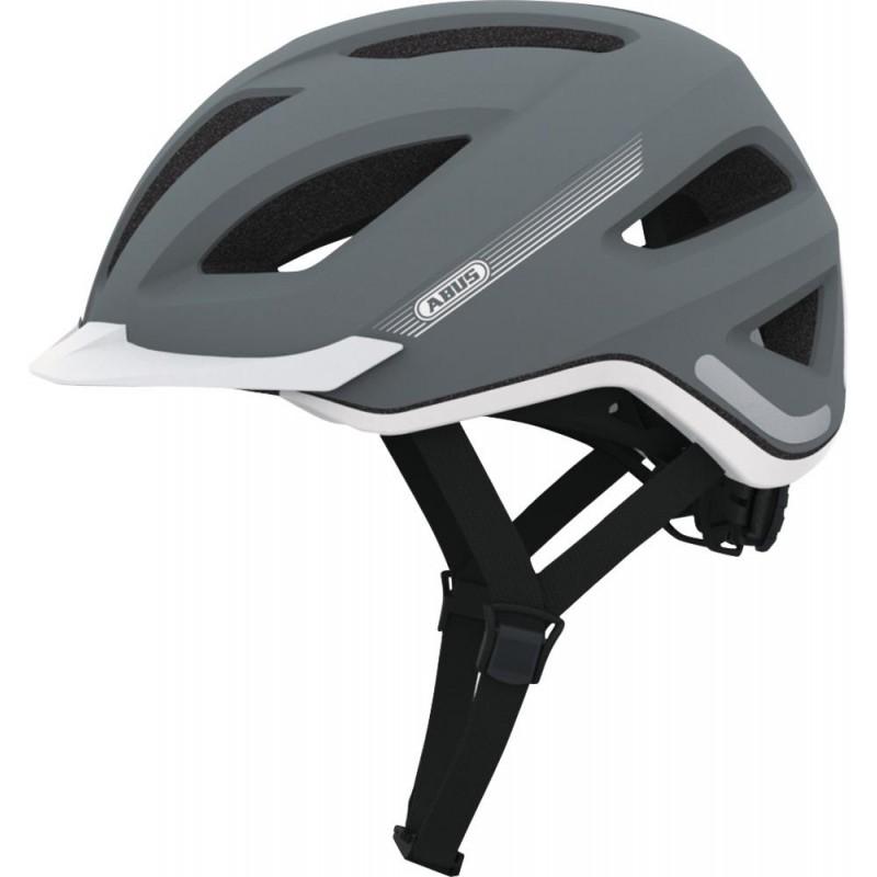 Abus Pedelec Bike Helmet Concrete Grey,M