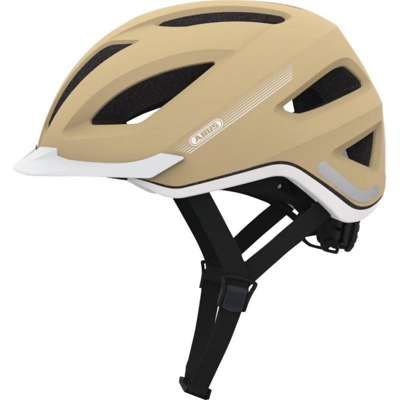 Abus Pedelec Bike Helmet Sand Beige,M