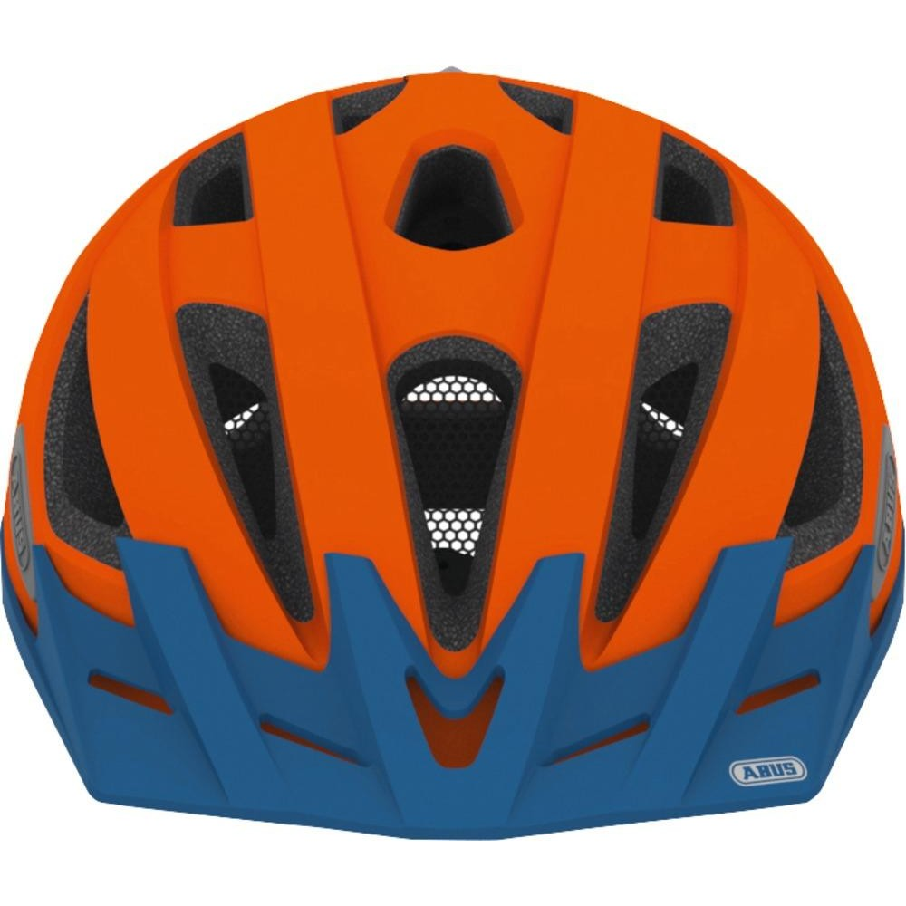 buy abus urban i 2 0 bike helmet neon orange m online in. Black Bedroom Furniture Sets. Home Design Ideas