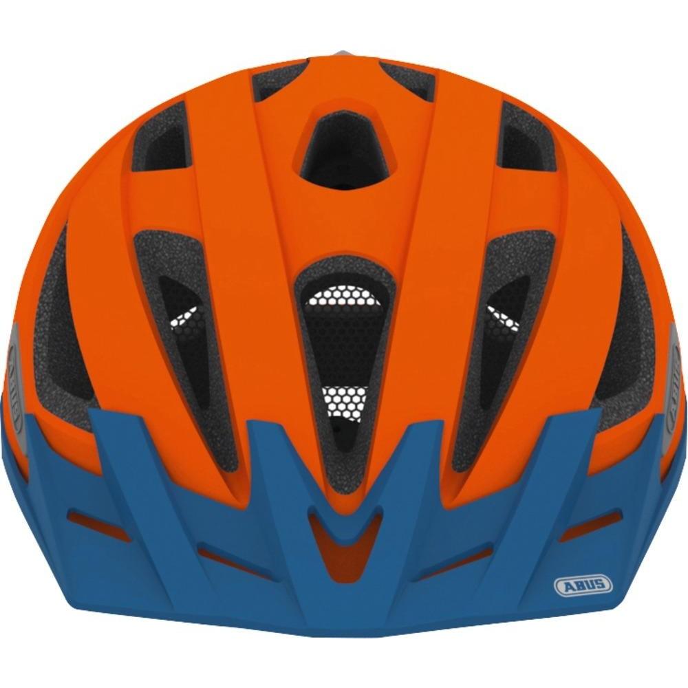 buy abus urban i 2 0 bike helmet neon orange m online in. Black Bedroom Furniture Sets. Home Design Ideas