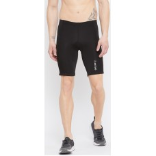Actuo 2021 Essential Mens Cycling Padded Shorts Black